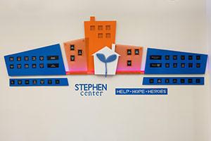 stephen-center-sign